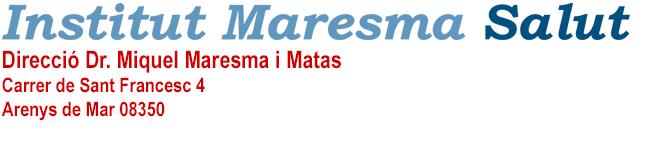 Institut Maresma Salut
